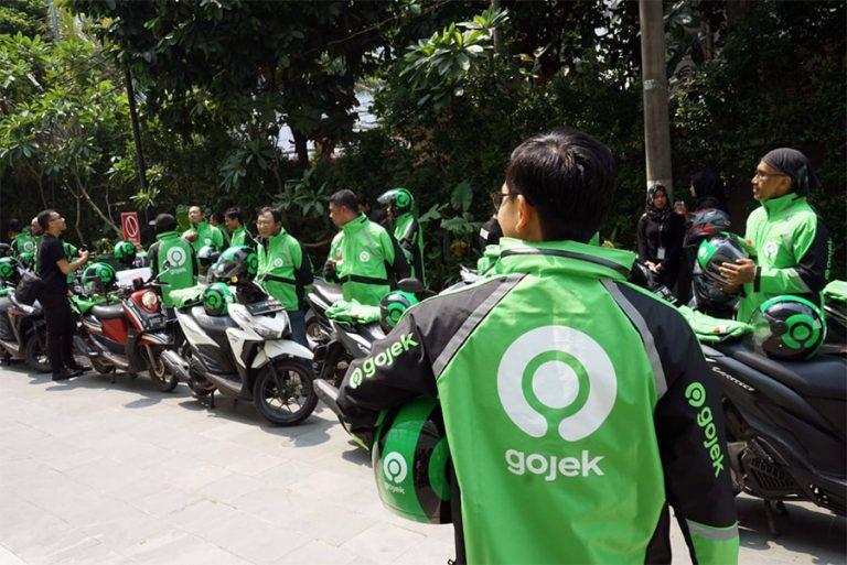 Daftar driver Go-Ride dari Gojek