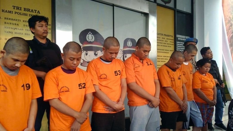 Beberapa oknum driver Gojek yang dilaporkan ke pihak kepolisian