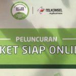Paket Gojek Telkomsel Siap Online