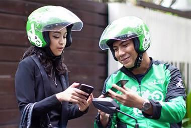 Tips dapat orderan penumpang Gojek