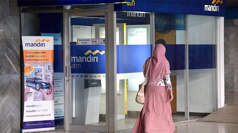 ATM Bank Mandiri juga bisa digunakan untuk isi saldo OVO