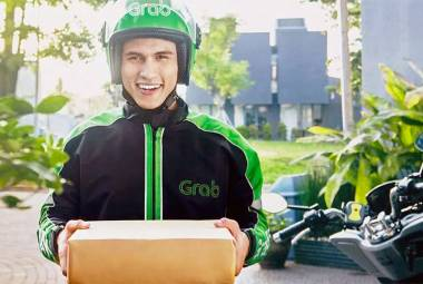 Layanan pengiriman barang dari GrabExpress