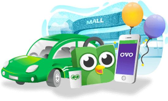 OVO Point dapat digunakan untuk membayar pesanan di Tokopedia