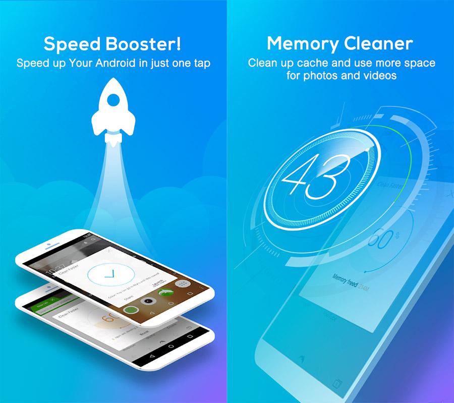 Speed Booster, salah satu aplikasi yang wajib ada pada handphone driver Gojek