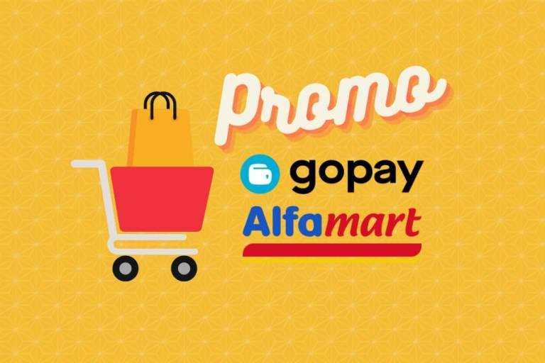 Simak daftar promo GoPay yang berlaku di Alfamart terbaru