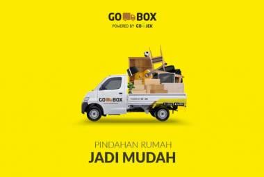 Cara memesan layanan angkut barang dari GoBox beserta tarifnya