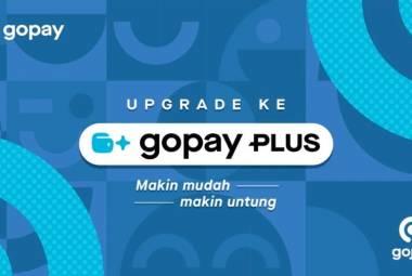 Cara dan tutorial lengkap upgrade ke GoPay Plus