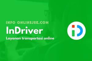 InDriver, penyedia layanan aplikasi transportasi online