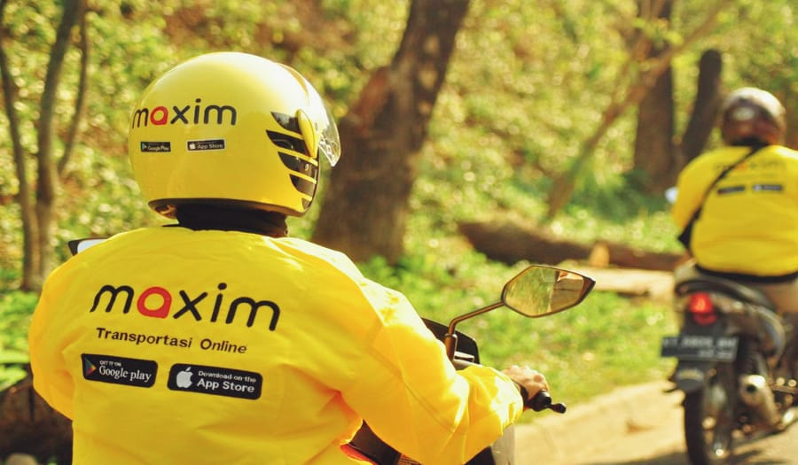 Menjadi driver ojek online Maxim kini menjadi alternatif selain menjadi mitra Gojek atau Grab