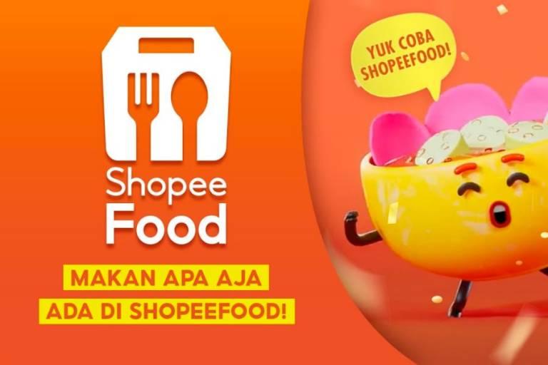 ShopeeFood, pemain baru di layanan pemesanan & pengantaran makanan online